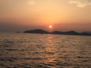 ZIPANG夕陽