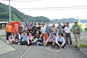 インドネシア大学生の受け入れ
